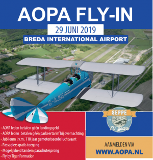 FlyIn Seppe Poster